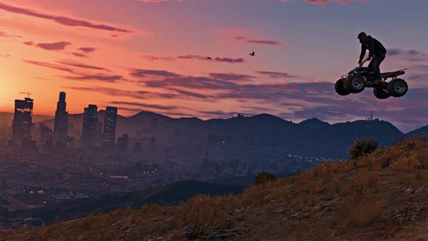 GTA 5 PC Screenshots Show Off Updated Graphics - CINEMABLEND