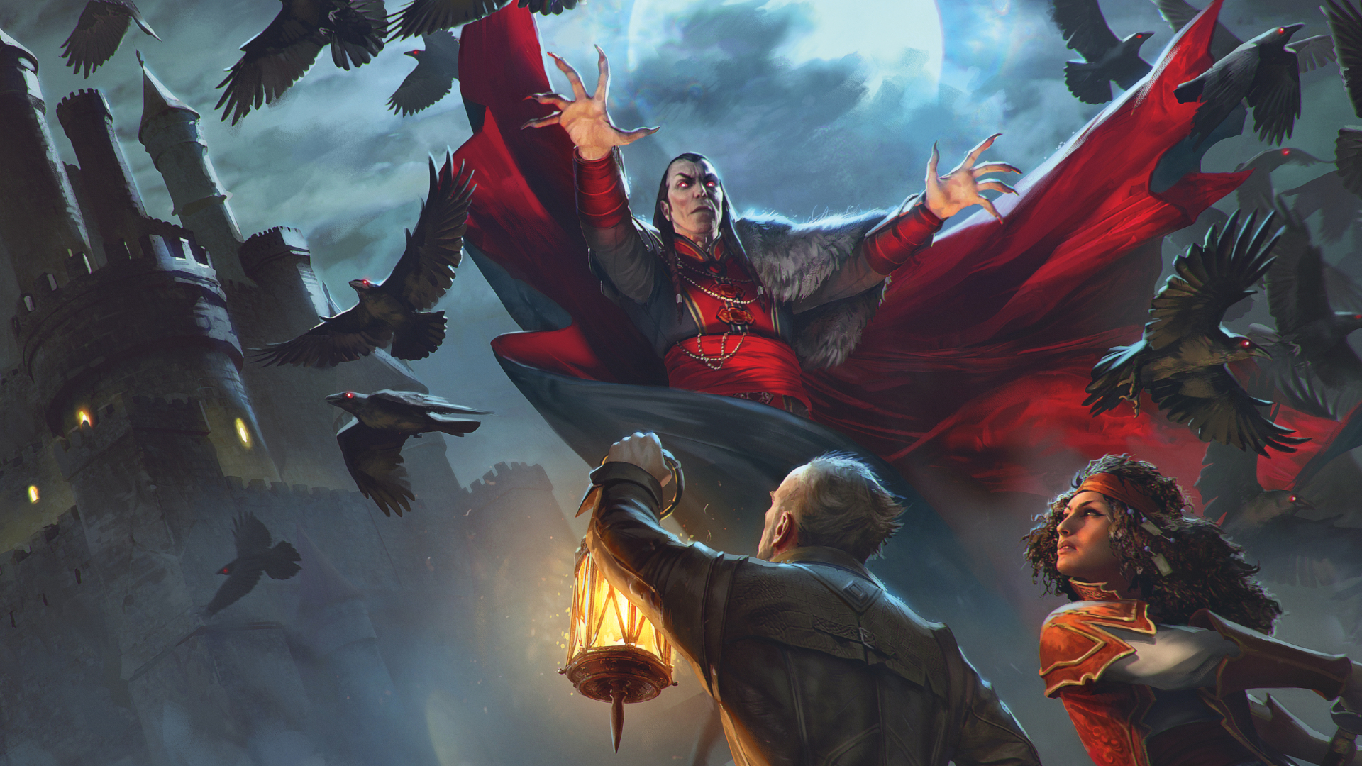 Save 40% on Van Richten's Guide to Ravenloft, the brand-new Dungeons &  Dragons book   GamesRadar+