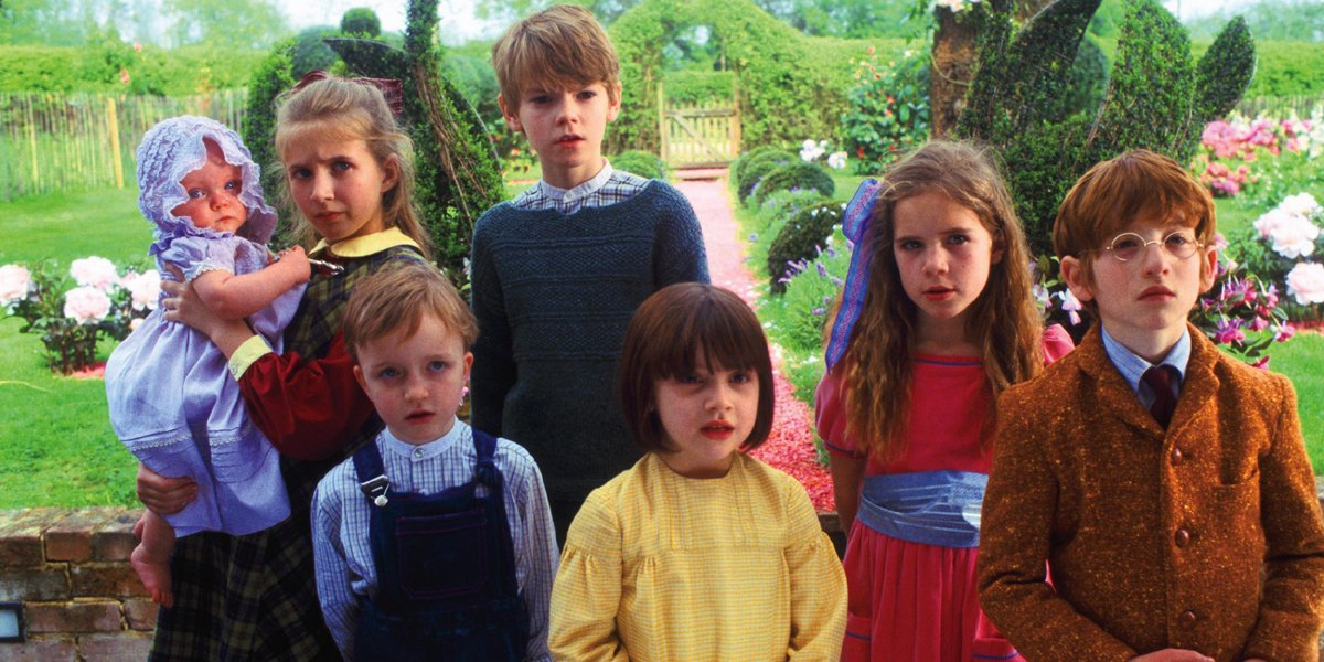Nanny McPhee the seven Brown children cast