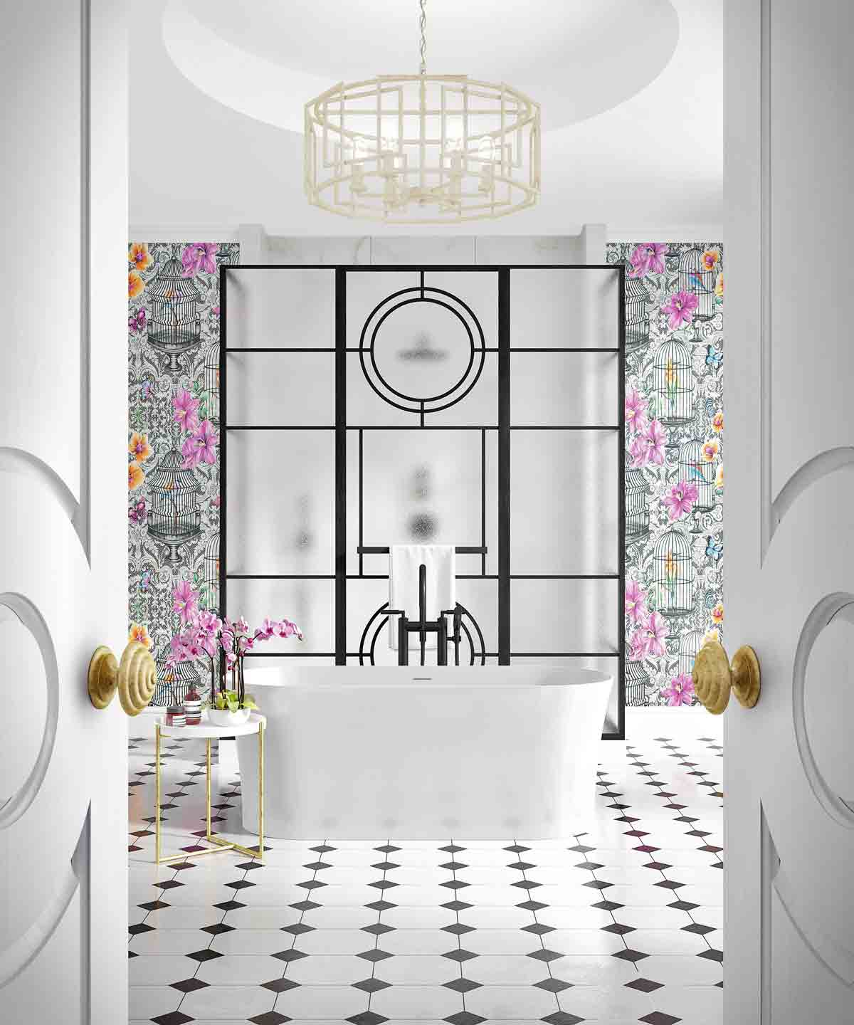 60 Elegant Small Master Bathroom Remodel Ideas 19 In 2019