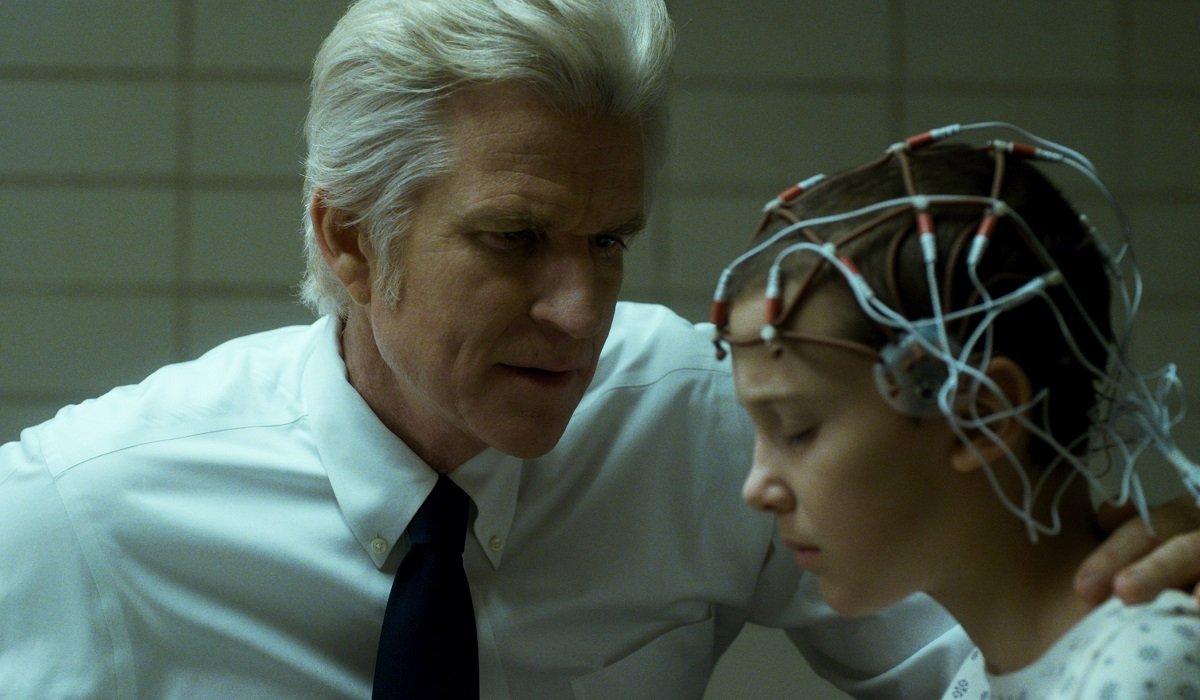 Dr. Brenner Eleven Stranger Things Netflix