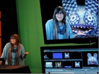 Videoconferencing Opens Virtual Realities and Real-Time Learning For Elders