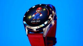 Una imagen del Tag Heuer Connected Super Mario edition