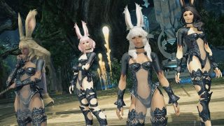 Final Fantasy 14 players are upset that its two new races