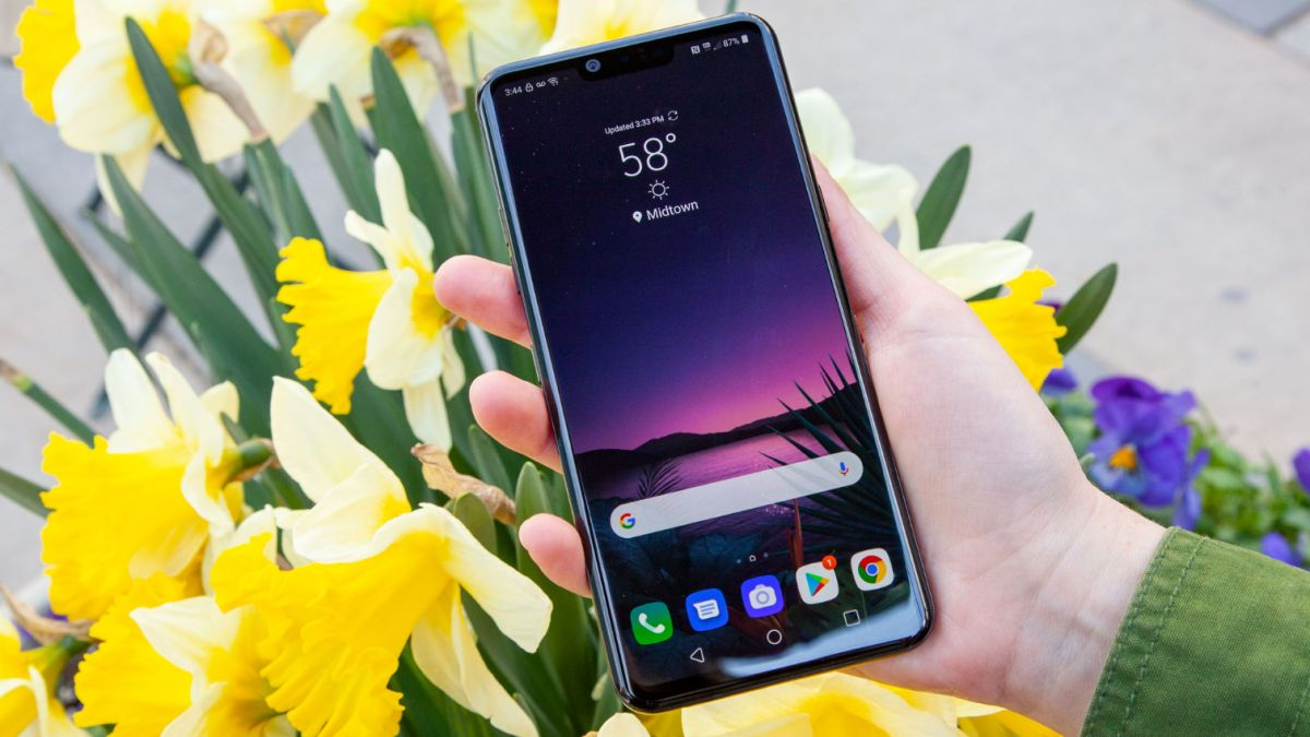 LG G8 ThinQ Review: A Good Phone Marred By Gimmicks | Tom's Guide