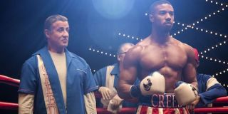 Creed 2 rocky adonis in the ring
