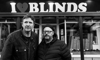 Blind Ambition stars Jamie O'Leary and Jamie MacDonald.