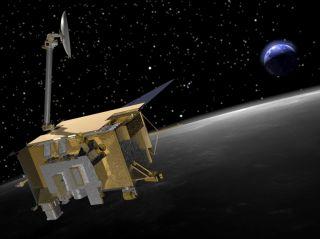cosmic rays lunar reconnaissance