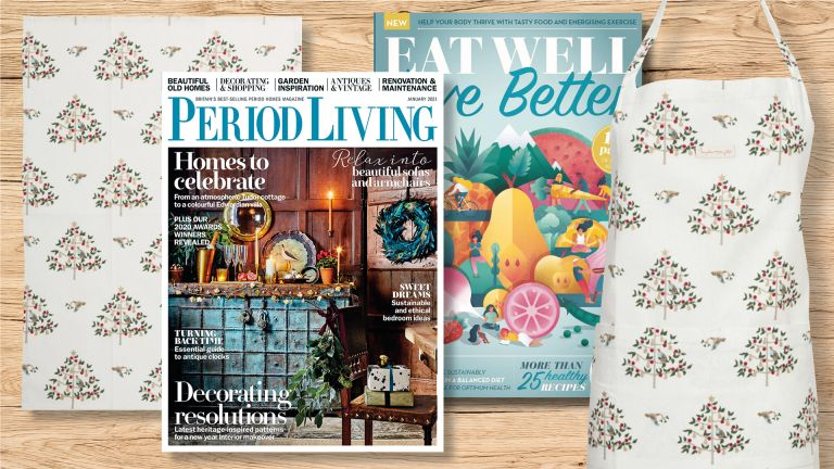 Period Living Christmas subscription offer