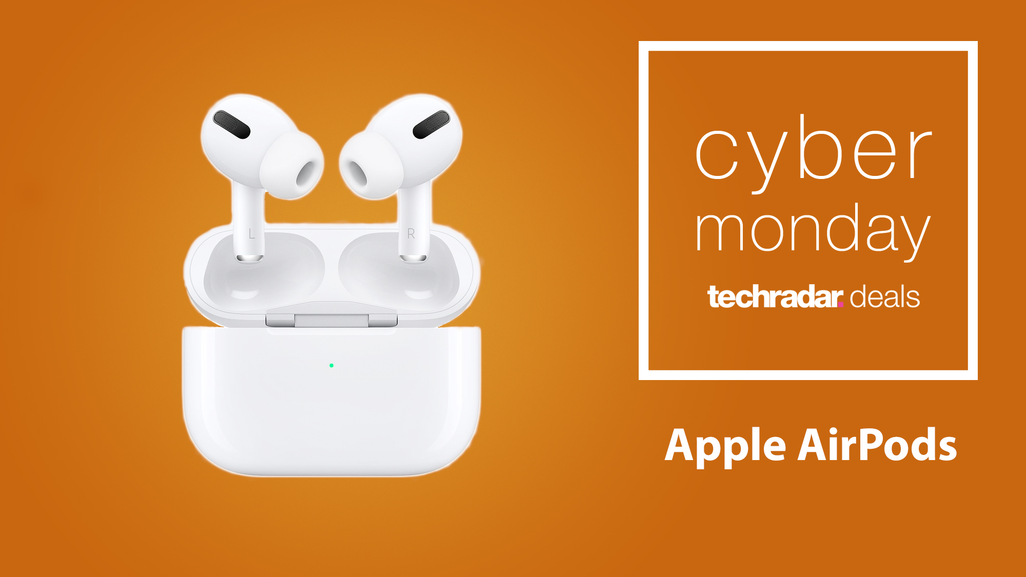 Apple Airpods Cyber Monday Deals 2020 Everything You Need To Know Techradar