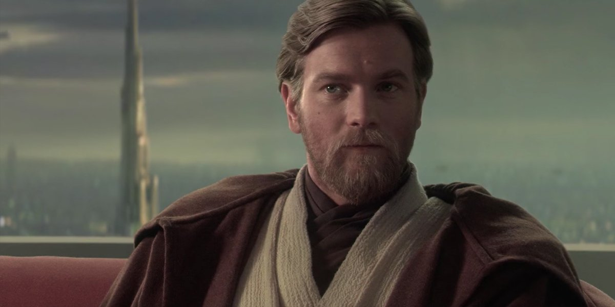 Obi wan kenobi in Revenge of the sith