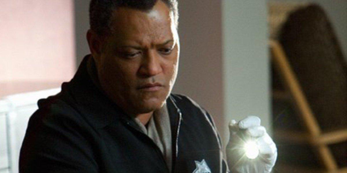 Laurence Fishburne - CSI: Crime Scene Investigation