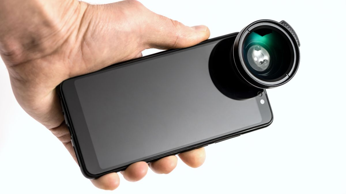 Best Lenses For Iphone And Android Camera Phones Digital Camera World