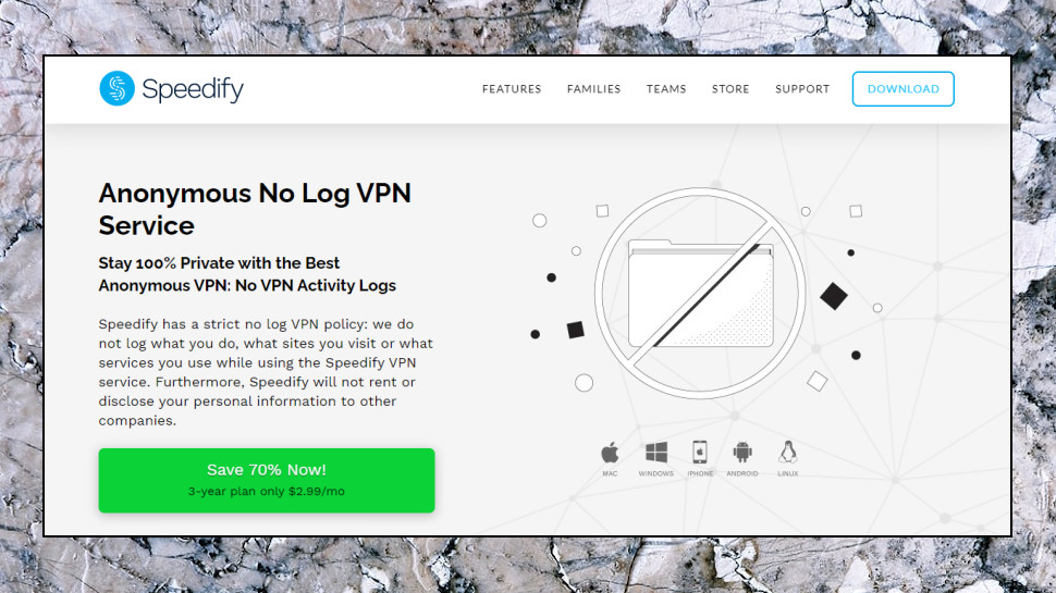 Speedify Privacy