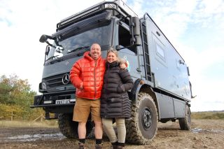 Million Pound Motorhomes on Channel 5