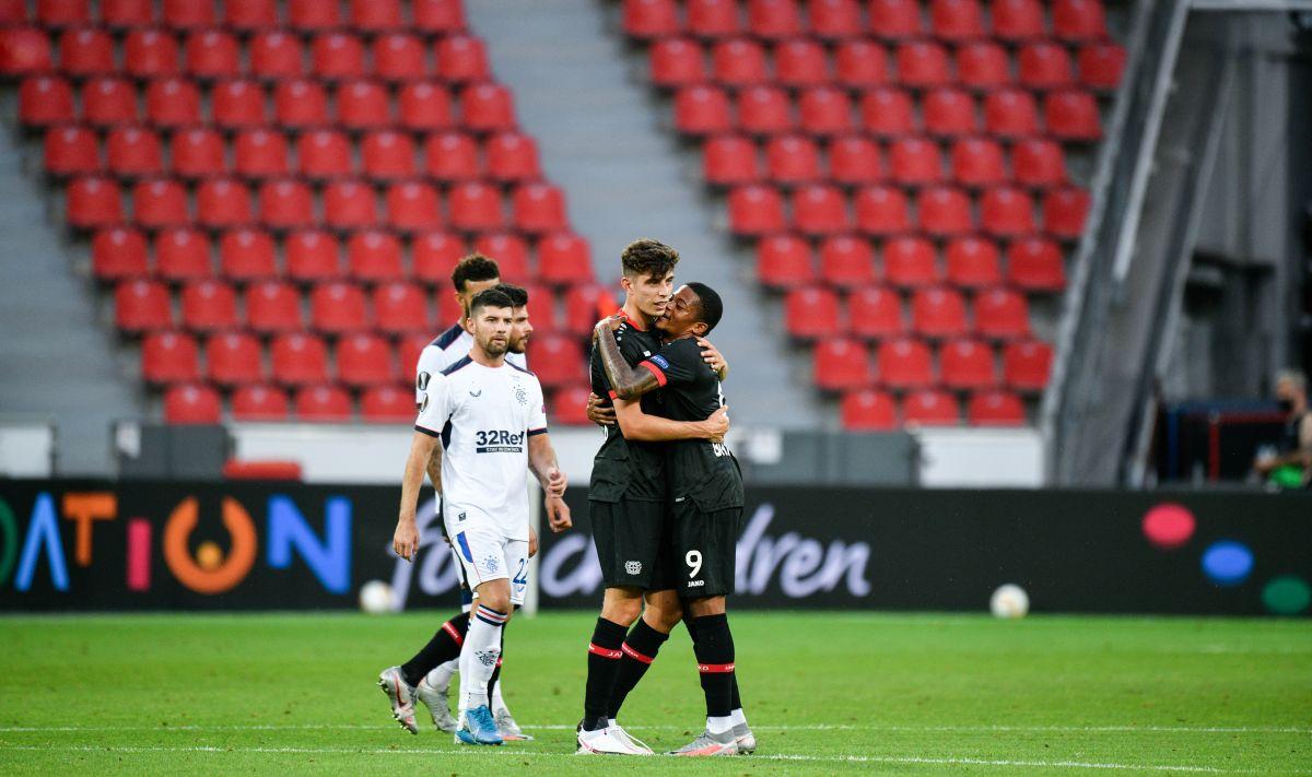 Aston Villa agree deal with Bayer Leverkusen for Leon Bailey