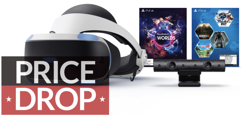 Sony PlayStation VR Walmart Black Friday deals