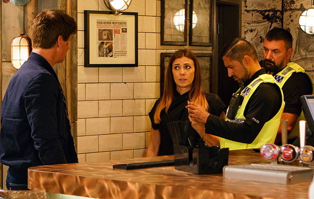 Coronation Street, Kym Marsh, Michelle Connor