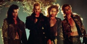The Lost Boys Almost Included A Different Ending