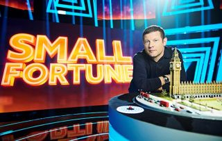 Small Fortune - new ITV game show with Dermot O'Leary