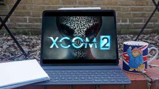 XCOM 2 on iPad