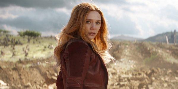 Elizabeth Olsen, Avengers: Infinity War
