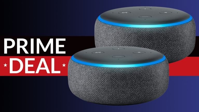 Amazon Prime Day Echo Dot deal
