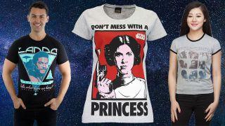 best star wars t-shirts