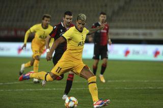 North Macedonia Soccer Europa League