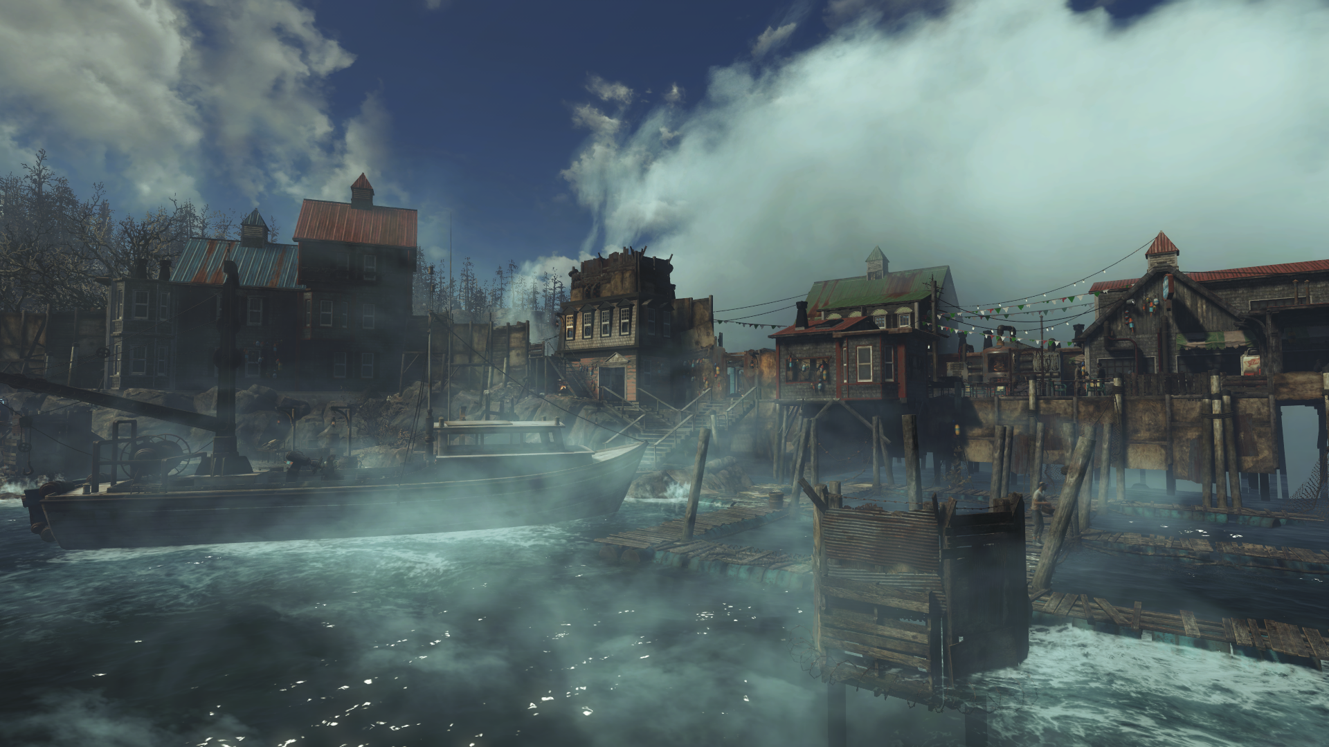 Fallout 4 Far Harbor Review Pc Gamer