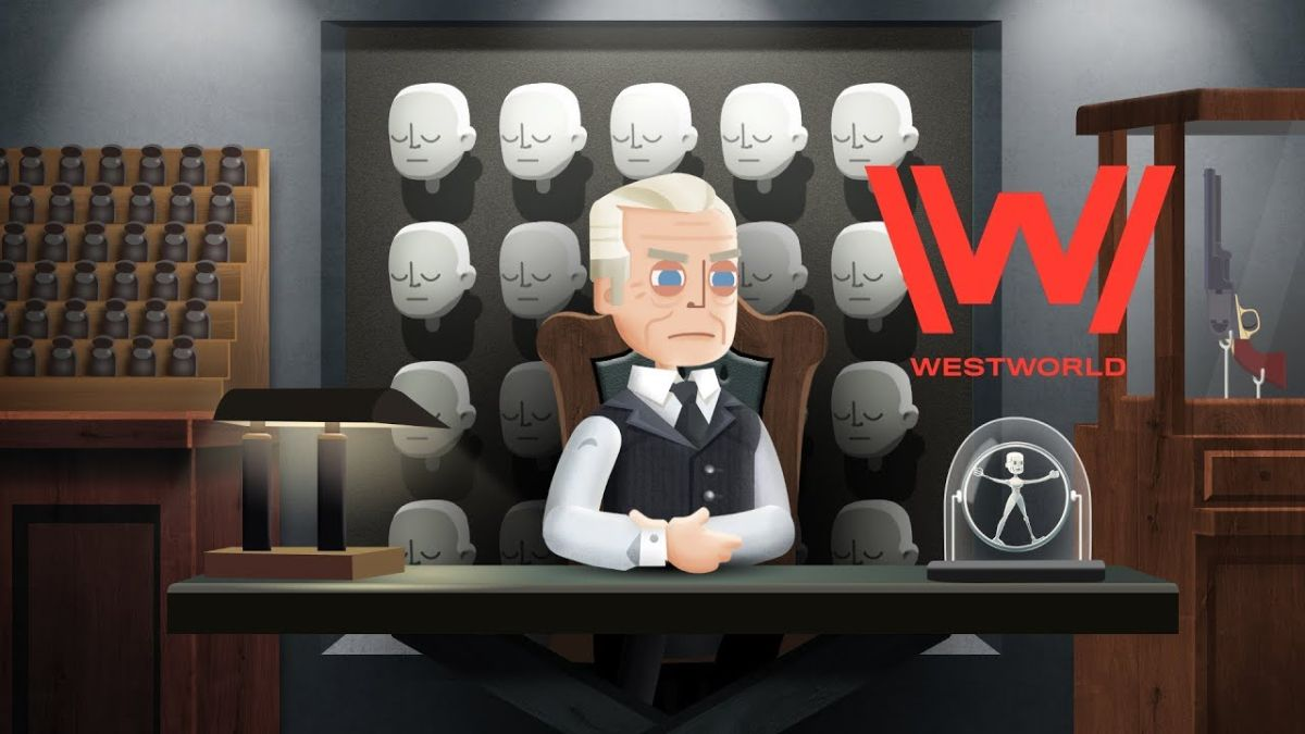 The Westworld mobile game Bethesda sued for ripping off Fallout Shelter has been pulled from stores