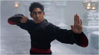 Dev Patel in The Last Airbender