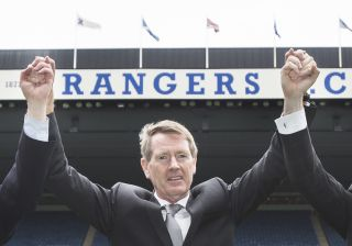 Soccer – Rangers EGM Arrivals – Ibrox