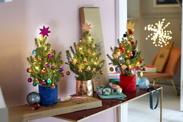 Christmas decoration: Bloom & Wild Christmas tree