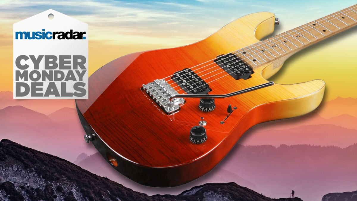 This 400 Saving On The Ibanez Az242ftsg Is A Cyber Monday Winner Musicradar
