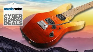 This $400 saving on the Ibanez AZ242FTSG is a Cyber Monday winner