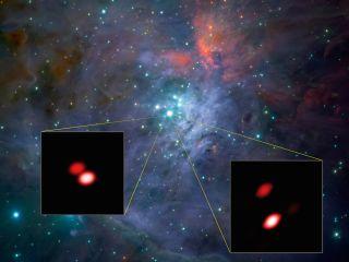Trapezium Cluster GRAVITY