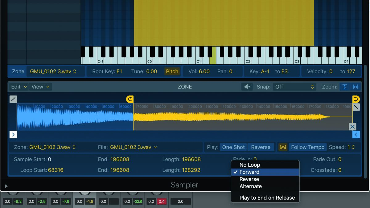 How to use Logic Pro X's new Sampler