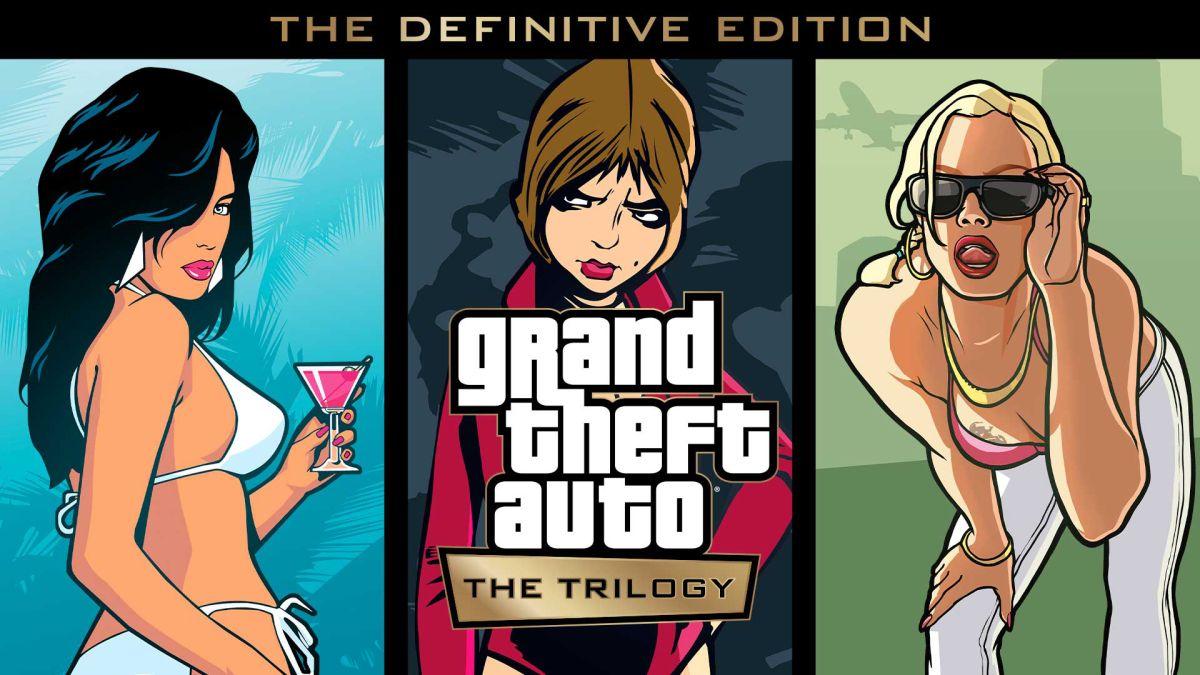 Remastered GTA trilogy leaves fans divided