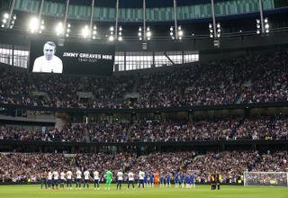 Tottenham Hotspur v Chelsea – Premier League – Tottenham Hotspur Stadium