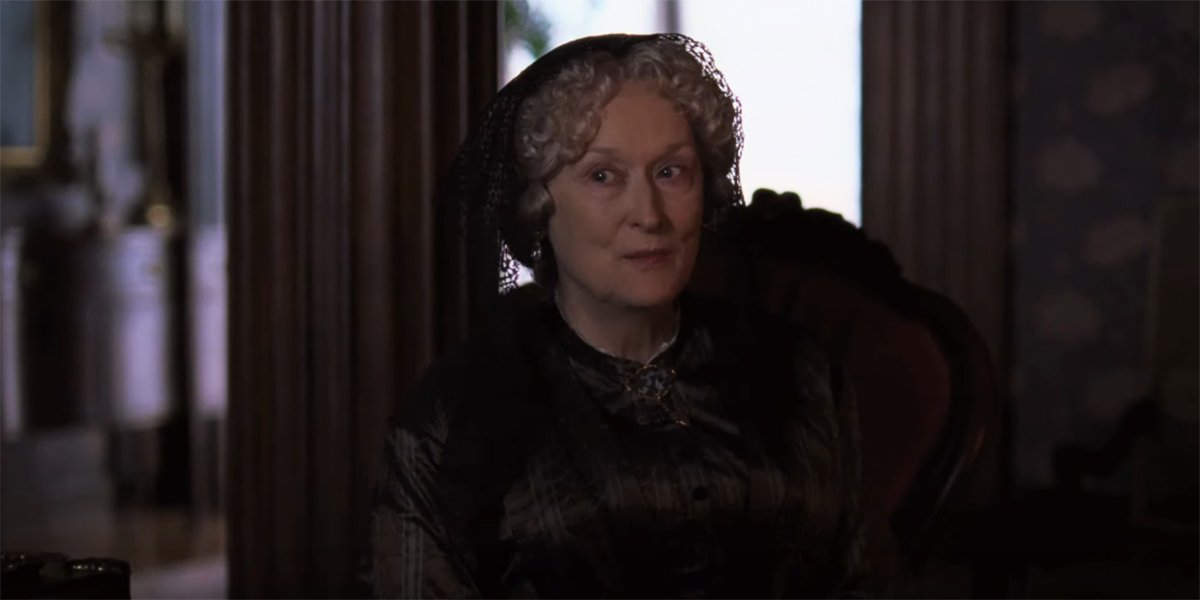 Meryl Streep Really Wanted A Part In Little Women