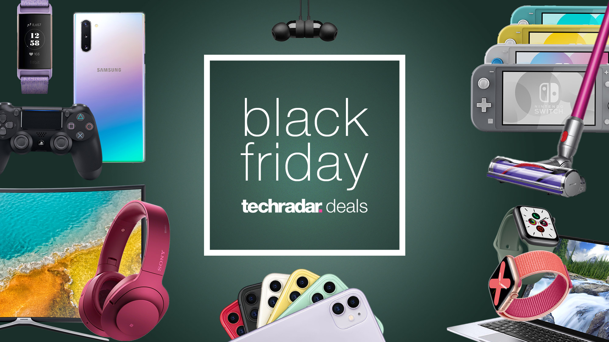 The Best Black Friday Deals 2020 All The Top Sales Around Techradar