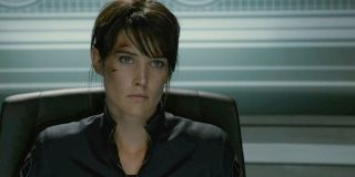 Maria Hill In Winter Soldier
