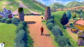 Pokemon Sword and Shield Turffield riddle solution