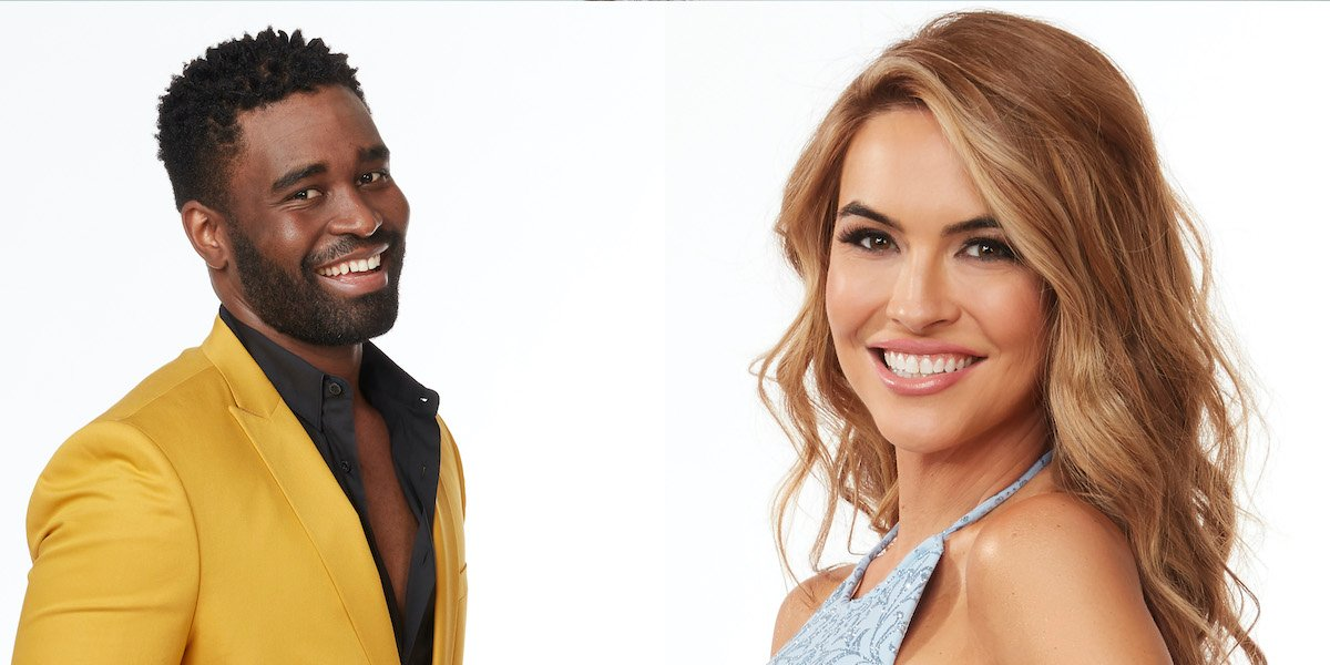 Keo Motsepe Chrishell Stause dancing with the stars abc 2020