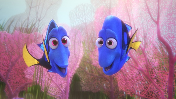 Dory's Mom and Dad