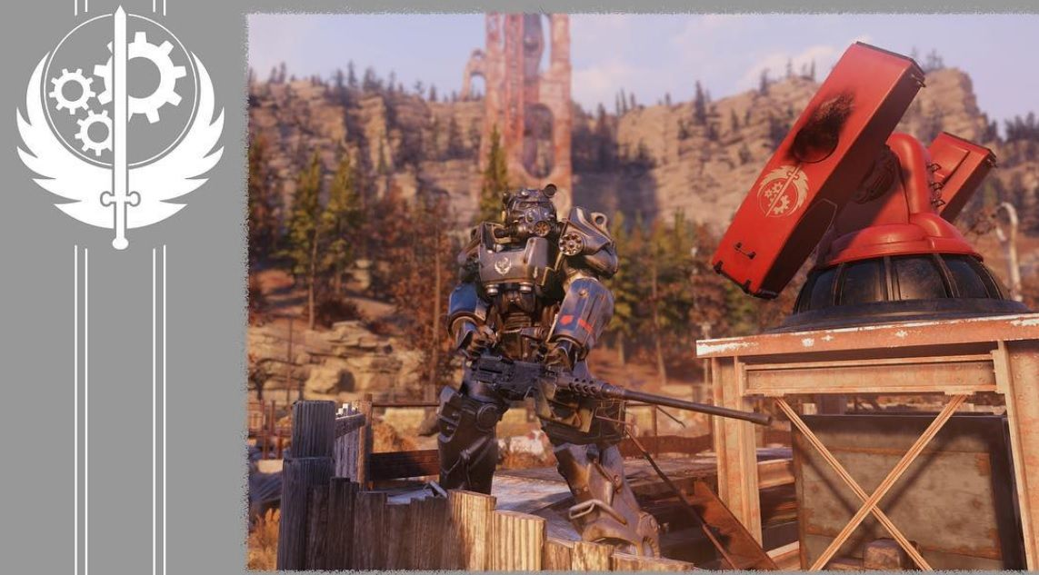 Bethesda explains the perceived Brotherhood of Steel retcon in Fallout 76
