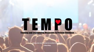 Gibson Gives Tempo charity logo
