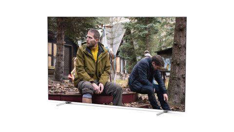 OLED TV review: Philips 48OLED806