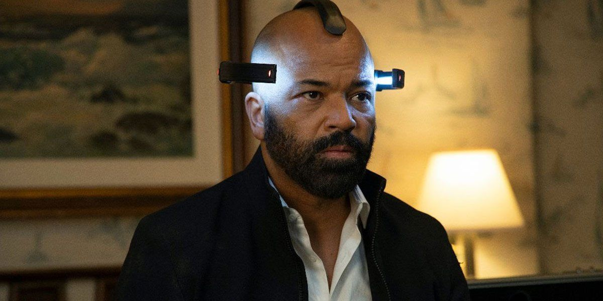 Jeffrey Wright in Westworld Season 3